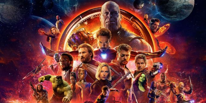 Avengers: Infinity War – 10 Years in the Making
